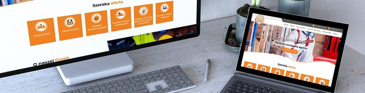 strony internetowe dąbrowa górnicza, strony www sosnowiec